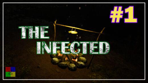 The-Infected-прохождение-1-Обучение