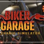 Biker Garage Mechanic Simulator прохождение  #1 ♦ ПЕРВЫЕ ЗАКАЗЫ ♦