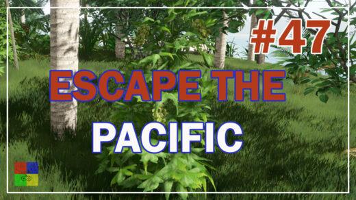 Escape-The-Pacific-прохождение-47-Обновление-Альфа-55.Е1-Конопля
