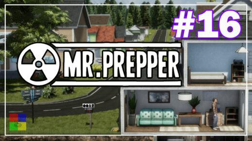 Mr.-Prepper-прохождение-16-Авиакатастрофа