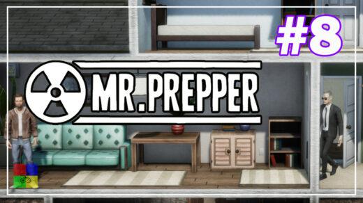 Mr.-Prepper-прохождение-8-Проспали-агента