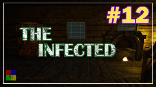 The-Infected-прохождение-12-Колчан