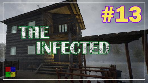 The-Infected-прохождение-13-Нет-грибов