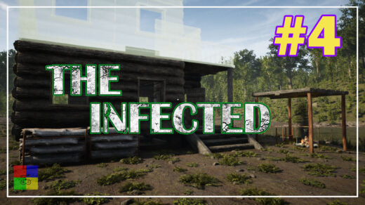 The-Infected-прохождение-4-Охотимся
