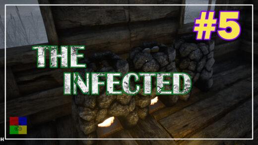 The-Infected-прохождение-5-Плавильня