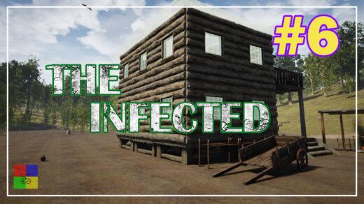 The-Infected-прохождение-6-Телега