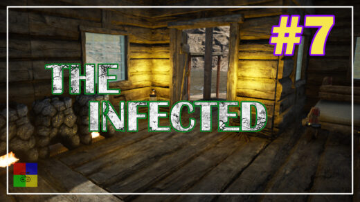 The-Infected-прохождение-7-Верстак