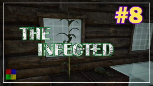 The-Infected-прохождение-8-Огород