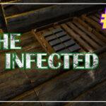 The Infected прохождение #9 ♦ ОКНО. КИРПИЧИ ♦