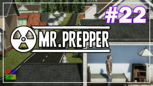 Mr.-Prepper-прохождение-22-Ледяной-червь