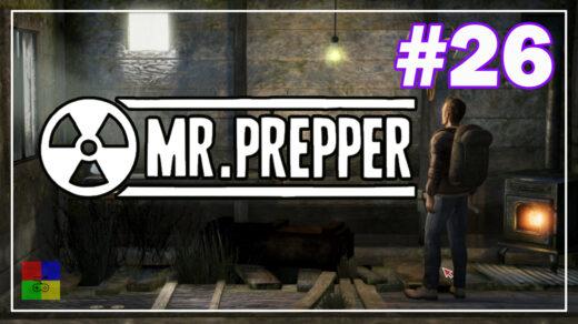 Mr.-Prepper-прохождение-26-Дальше-в-лес