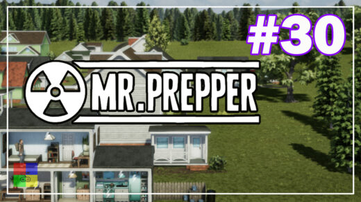 Mr.-Prepper-прохождение-30-Нет-энергии