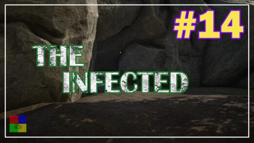 The-Infected-прохождение-14-Пещера