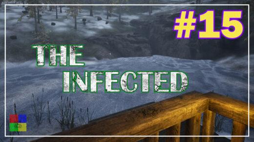 The-Infected-прохождение-15-Зима