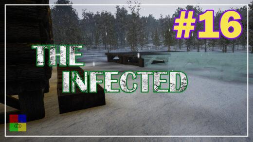 The-Infected-прохождение-16-Зимуем