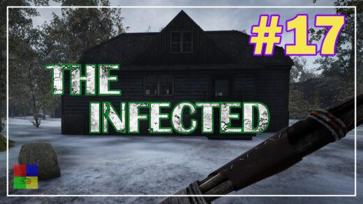 The-Infected-прохождение-17-Одежда-Город-Технологии