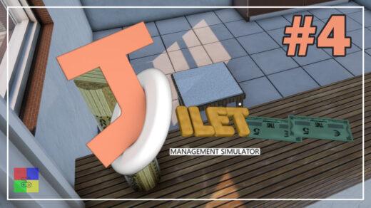 Toilet-Management-Simulator-прохождение-4-Идем-в-гору