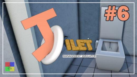 Toilet-Management-Simulator-прохождение-6-Супер-унитаз