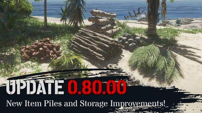 Stranded Deep Обновление 0.80.00