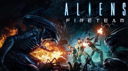 Aliens-Fireteam