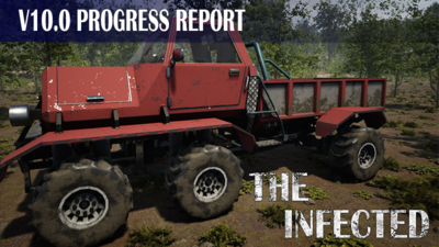 The Infected обновление V10.0