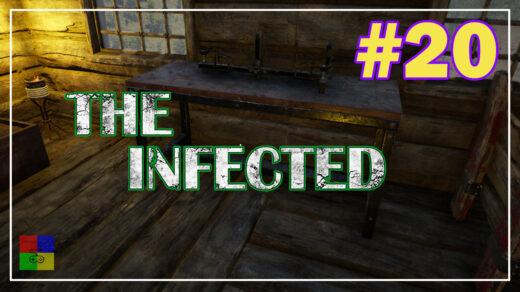 The-Infected-прохождение-20-Новый-верстак