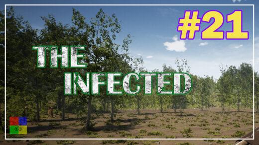 The-Infected-прохождение-201-место-для-добычи