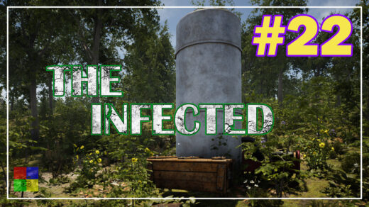 The-Infected-прохождение-22-Экстракт