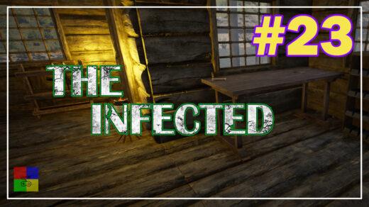 The-Infected-прохождение-23-Стол-для-готовки