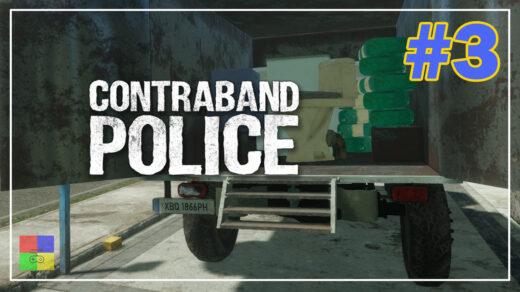 Contraband-Police-Prologue-прохождение-3-Опасный-груз
