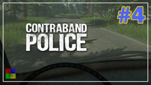 Contraband-Police-Prologue-прохождение-4-Погоня