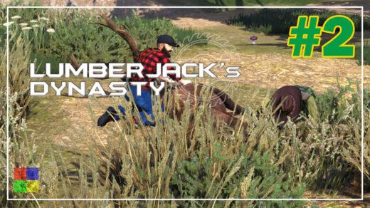 Lumberjacks-Dynasty-прохождение-2-Спасение-оленя