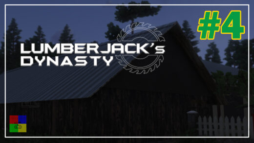 Lumberjacks-Dynasty-прохождение-4-Сарай-Сэма