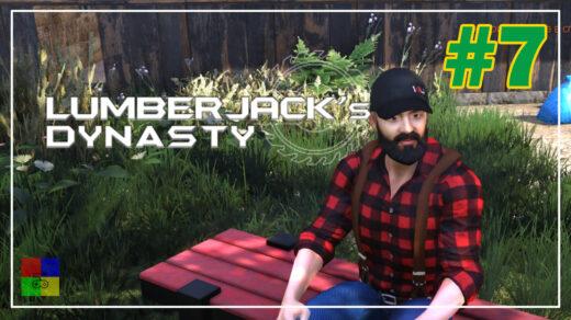 Lumberjacks-Dynasty-прохождение-7-Отдыхаем
