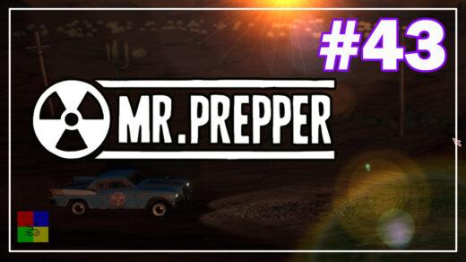 Mr.-Prepper-прохождение-43-Ищем-радиосигнал