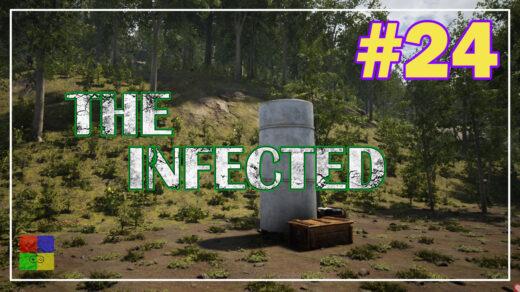 The-Infected-прохождение-24-Медь