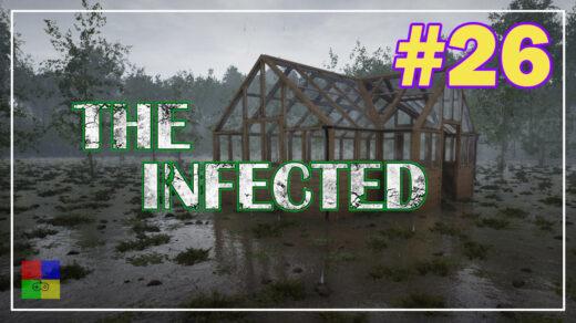 The-Infected-прохождение-26-Новая-деревня