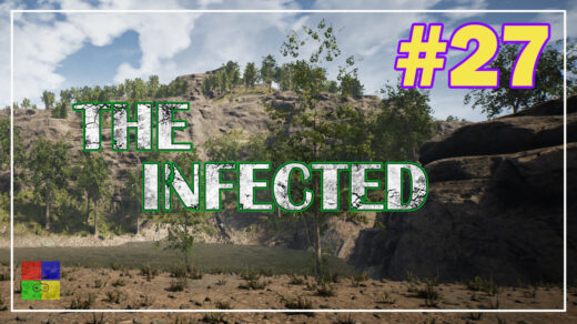 The-Infected-прохождение-27-Снова-ресурсы
