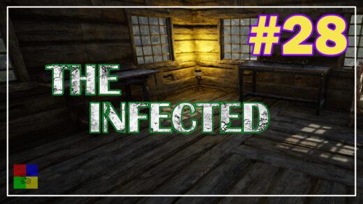 The-Infected-прохождение-28-Каска.-Старый-верстак