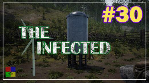 The-Infected-прохождение-30-Масло