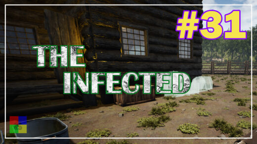 The-Infected-прохождение-31-Рутина