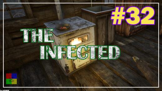 The-Infected-прохождение-32-Кобальтовая-руда