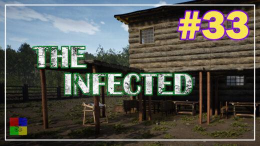 The-Infected-прохождение-33-Ткацкий-станок.