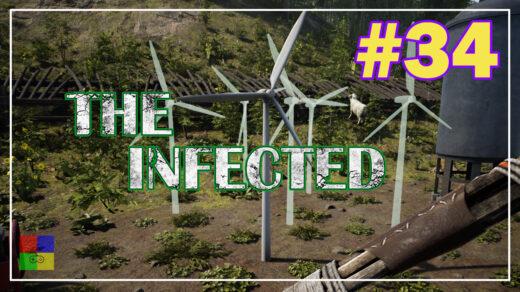 The-Infected-прохождение-34-Ветряк