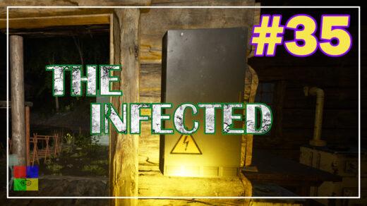 The-Infected-прохождение-35-Электричество