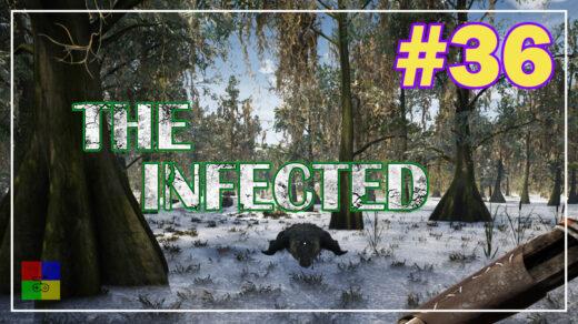 The-Infected-прохождение-36-Крокодилы