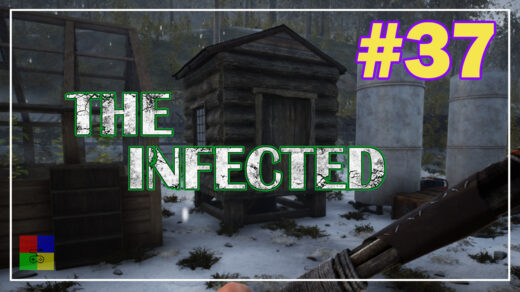 The-Infected-прохождение-37-Колодец