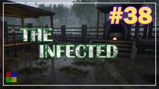 The-Infected-прохождение-38-Улучшаем-базу