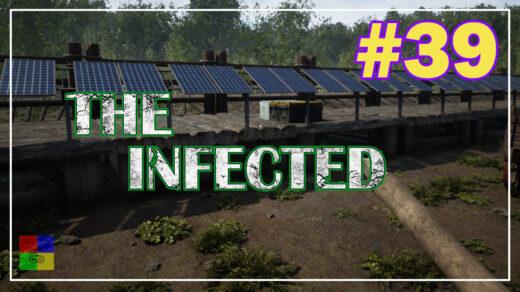 The-Infected-прохождение-39-Батарейки