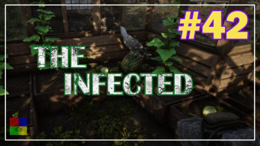 The-Infected-прохождение-412-Незванный-гость